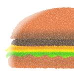 マックのバーガー