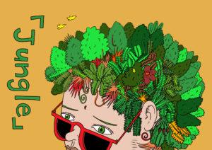 ジャングルかつら
